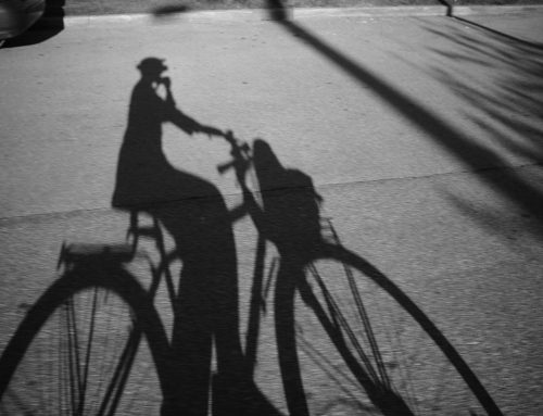 Wenn die Existenz an einem Fahrrad hängt
