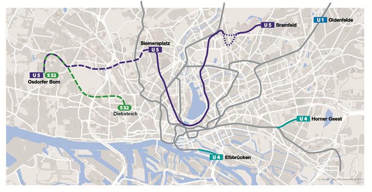 Eine Neue U Bahn In Hamburg Für Alle Mobileinclusion