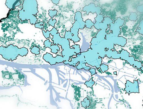 Risiko-Karte für Hamburg